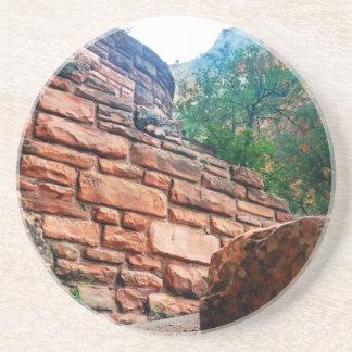 Walters Wiggles Zion National Park Utah Sandstone Coaster