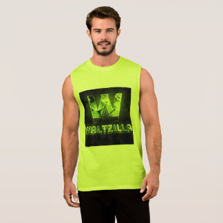Waltzilla Sleeveless shirt