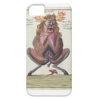 Wamidal demon iPhone 5 case