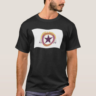 Wampanoag Tribe Flag Shirt