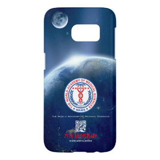 WAMS Samsung Galaxy S7, Barely There Phone Case