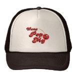 Wana Pop My Cheery Mesh Hat