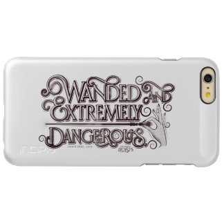 Wanded And Extremely Dangerous Graphic - White