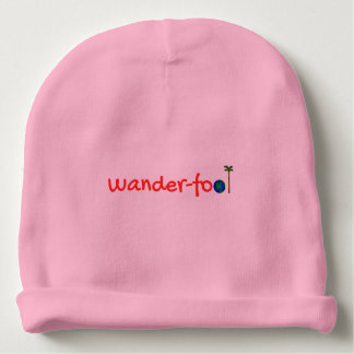 Wander-fool Wonderful! Baby Beanie
