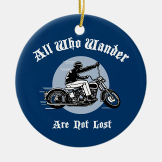 Wander Lost Christmas Ornaments