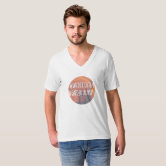 Wander Often, Wonder Always T-Shirt