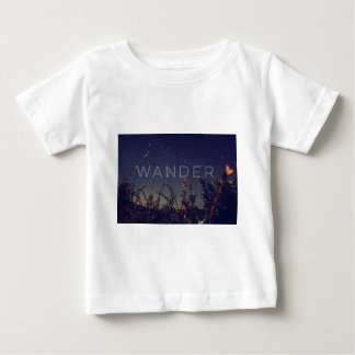 Wander Under The African Sky Baby T-Shirt