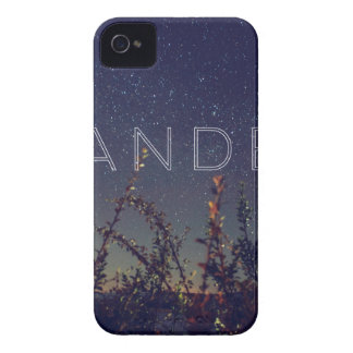 Wander Under The African Sky iPhone 4 Case-Mate Cases