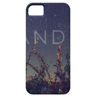 Wander Under The African Sky iPhone 5 Covers
