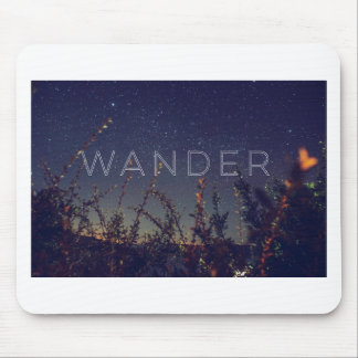Wander Under The African Sky Mouse Pad