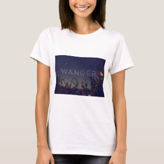 Wander Under The African Sky T-Shirt