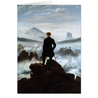 Wanderer above the Sea of Fog - Customizable Card