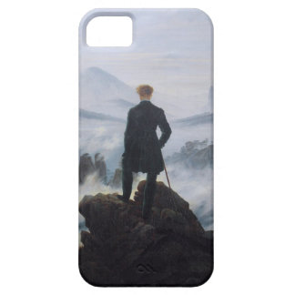 Wanderer above the Sea of Fog iPhone 5 Covers