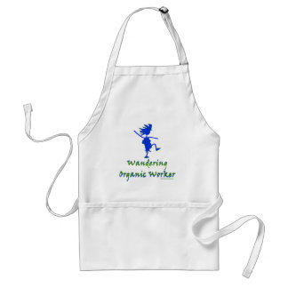 Wandering Organic Worker (WOOFER) Apron