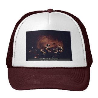 Wandering Peepshow Hats
