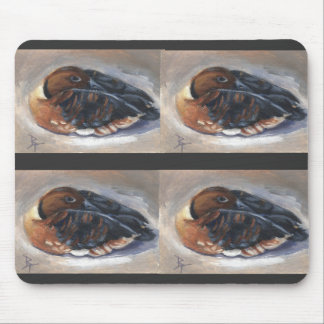 Wandering Whistling Duck Mousepad