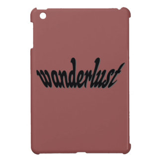 Wanderlust Cover For The iPad Mini