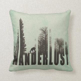 Wanderlust Cushion