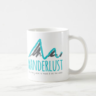 Wanderlust Definition Coffee Mug