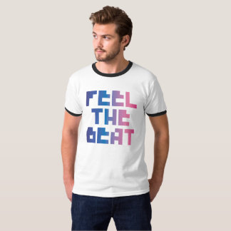 Wanderlust EDM Feel The Beat Rave Music Festival T-Shirt