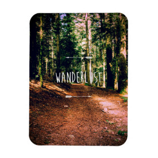Wanderlust Magnet