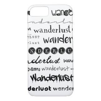 Wanerlust phone case