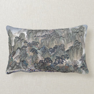 Wang Hui Ji'nan to Mount Tai Lumbar Cushion