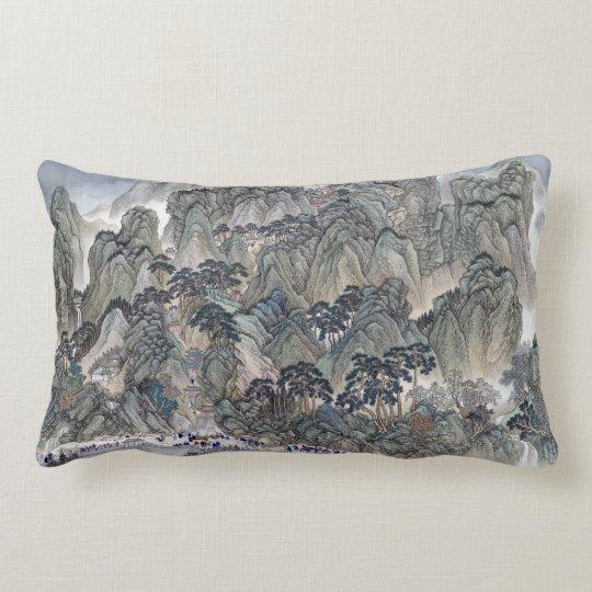 Wang Hui Ji'nan to Mount Tai Lumbar Cushion