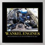 Wankel Engines Poster