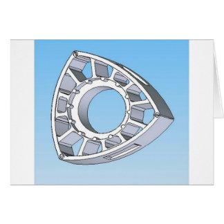 Wankel Rotor Card