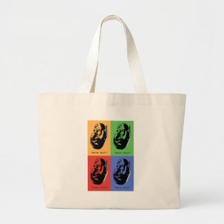 Wanna Date Large Tote Bag
