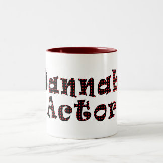 WANNABE ACTOR MUG