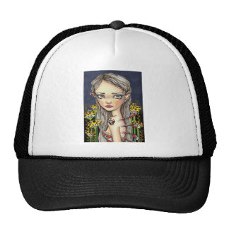 Wannabe Butterfly Trucker Hats