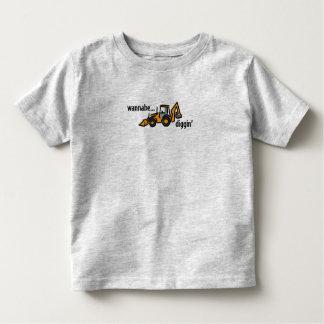 Wannabe Diggin Toddler T-Shirt