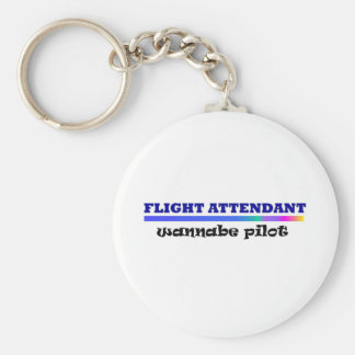 Wannabe Pilot Keychain