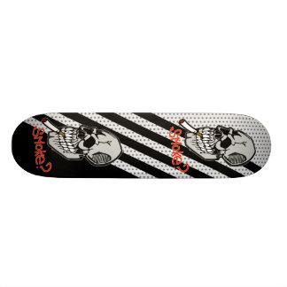 Want A Smoke Skateboard Deck