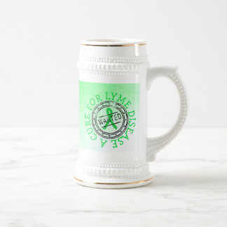 Wanted: A Cure for Lyme Disease Mug
