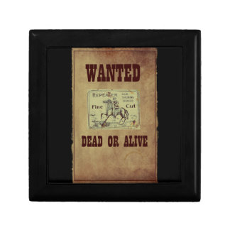 Wanted Dead or Alive Gift Box