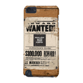 Wanted Dead Or Alive iPhone 5 S Case