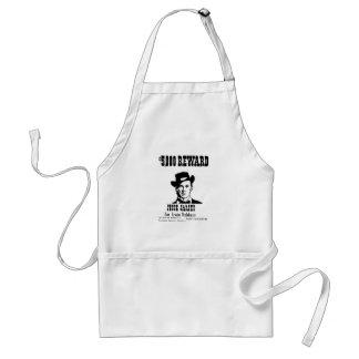 Wanted Jesse James Standard Apron