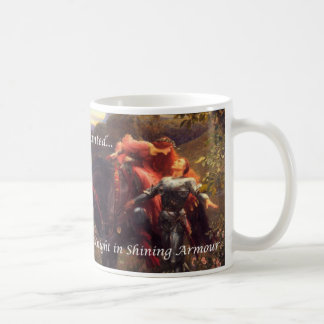 Wanted... Knight in Shining Armour Coffee Mug