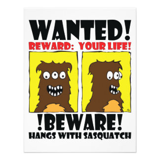 WANTED POSTER 4 INVITATIONS