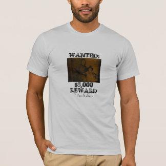 Wanted: T-Shirt