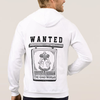 Wanted The Good Woman Sign Funny Bachelor Shirt