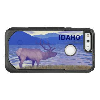 Wapiti (Elk) By The Lake OtterBox Commuter Google Pixel Case