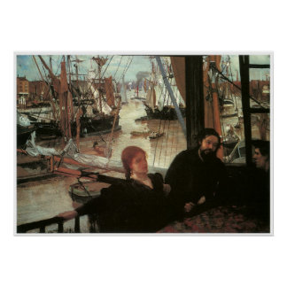 Wapping, James Abbott McNeill Whistler Poster