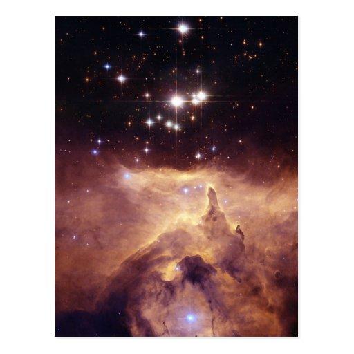 War and Peace Nebula Post Cards