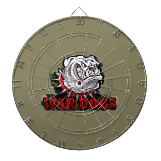 war dogs dartboards