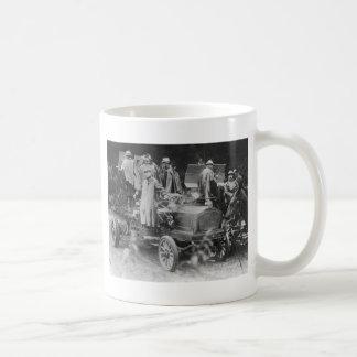 War Games, early 1900s Basic White Mug