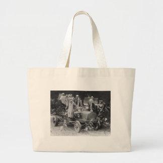 War Games, early 1900s Jumbo Tote Bag